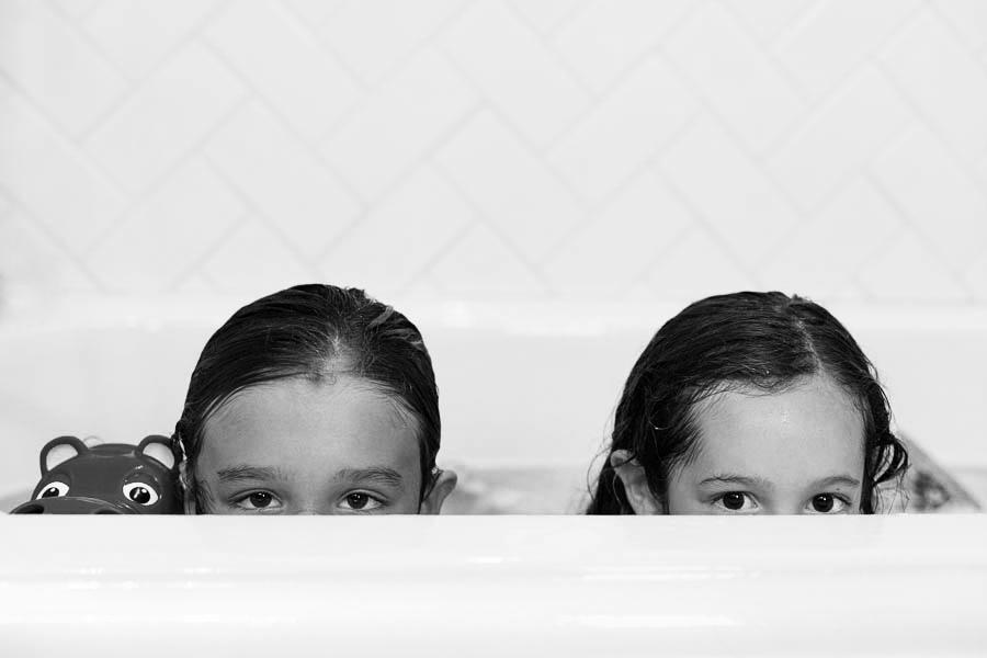 kids, tub